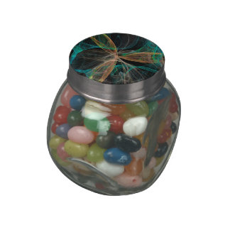 Space Fantasy Jelly Belly Candy Jar