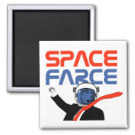 Space Farce! Magnet