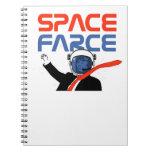 Space Farce! Notebook