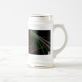 Space Flame Beer Stein