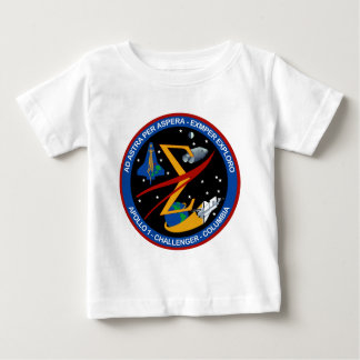 Space Flight Memorial Shirts
