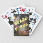 Space Force! Presidents Playing Cards! Galaxy Art Bicycle Playing Cards
