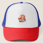 Space Force Recruitment  We Want You Trucker Hat
