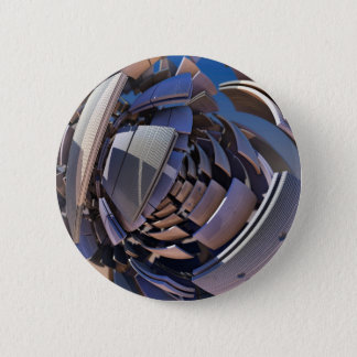 Space Fractal I Button