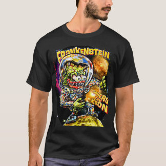 Space Frankenstein T-Shirt
