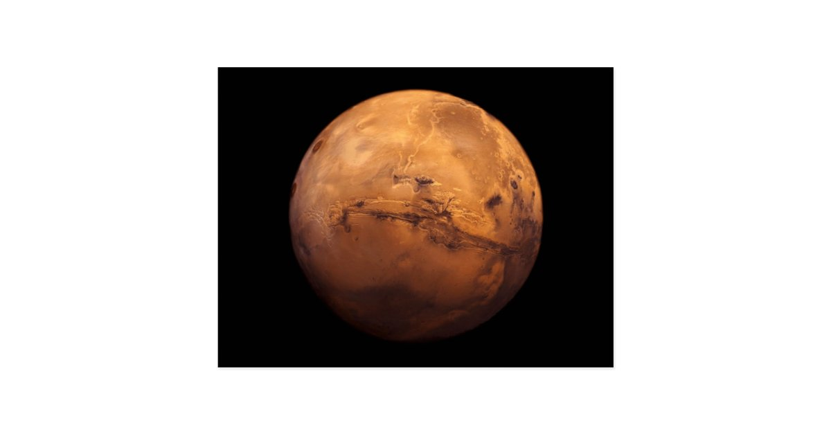 color of mars planet - photo #17