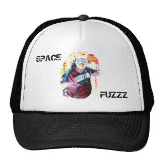 SPACE FUZZZ TRUCKER HAT