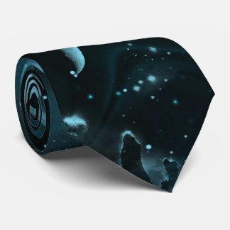 Space Galaxy Men's Tie