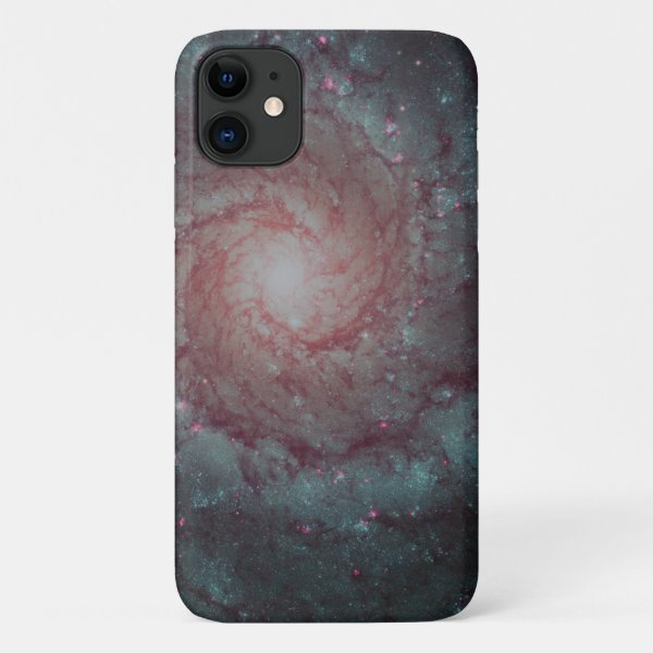 Space Galaxy Nebula iPhone Case