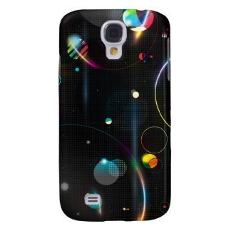 Space Galaxy S4 Cases