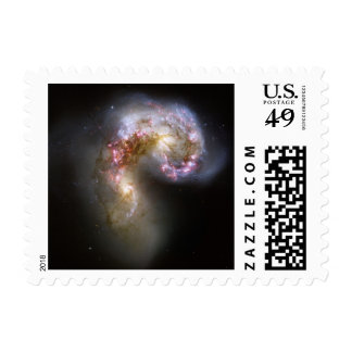 Space Galaxy Stamp