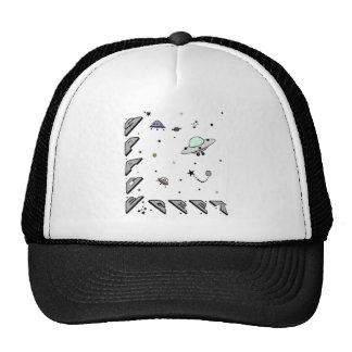 Space Geek Trucker Hat