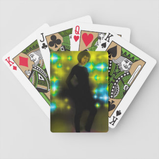 Space Girl Card Deck