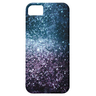 Space Glitter iPhone 5 Case