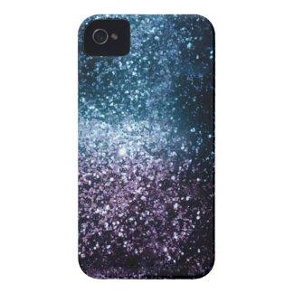 Space Glitter Case-mate Iphone 4 Cases