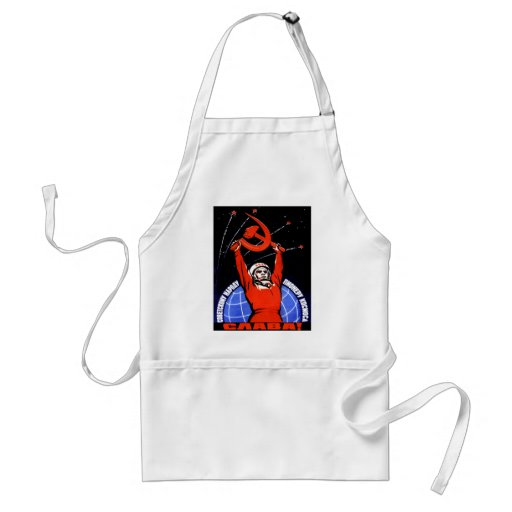 Space Glory Adult Apron