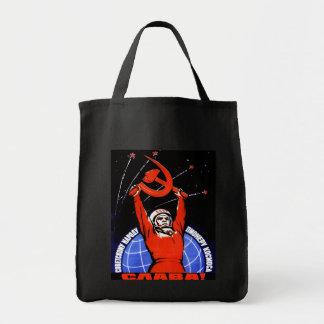 Space Glory Canvas Bag