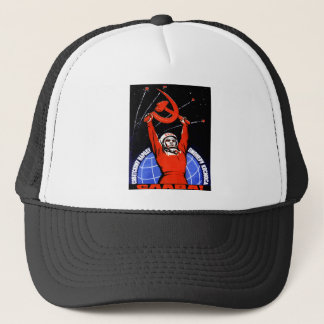 Space Glory Trucker Hat