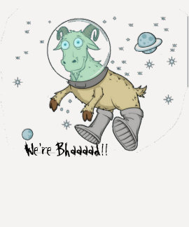 Space Goats Guild Jersey T-Shirt