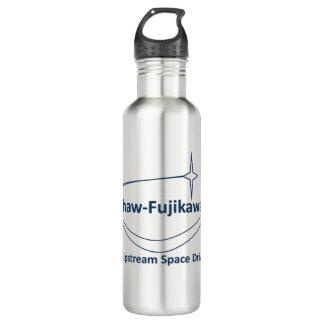 Space Graft Logo Stainless Steel Water Bottle