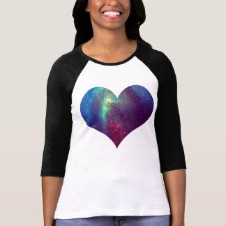 Space Heart Tees