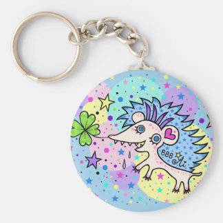 Space Hedgehog☆ Keychain