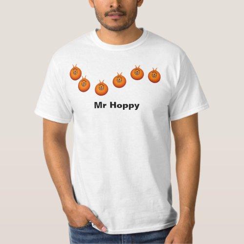 Space Hopper T-shirt White