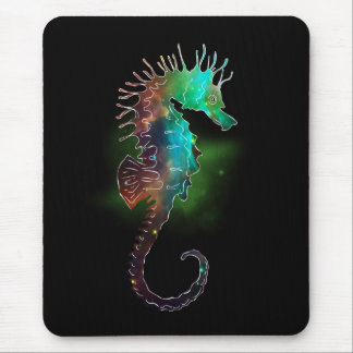 Space Horse Mouse Pad