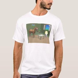 space horse & photon T-Shirt