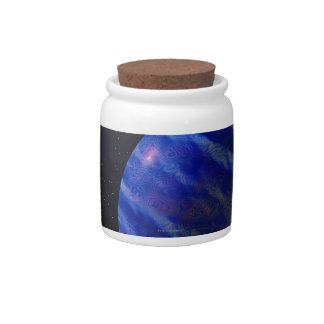 Space Image 2 Candy Jars