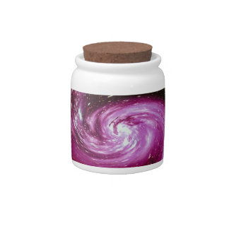 Space Image 4 Candy Jar
