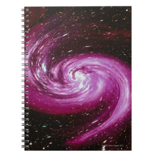 Space Image 4 Notebook