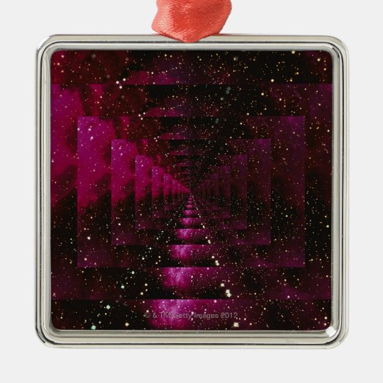 Space Image 5 Metal Ornament