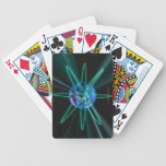 Space Image 7 Bicycle Playing Cards
