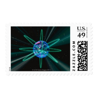 Space Image 7 Postage Stamps