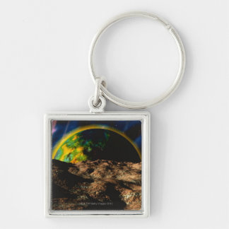 Space Image 8 Keychain