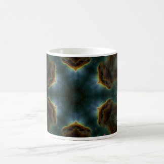 Space Image Kaleidoscope Mug
