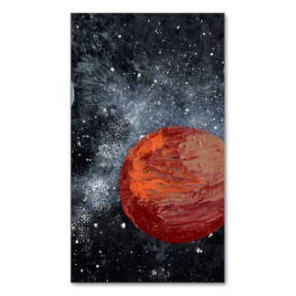 Space Image (new 2) ~ sans signature.jpg Magnetic Business Card