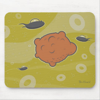 Space Invader Mousepad