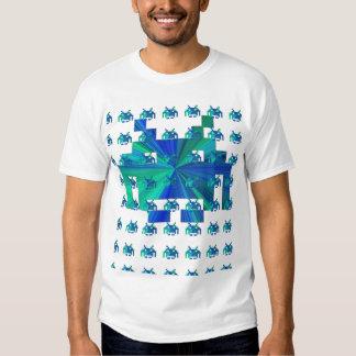 Space Invasion Uniform T Shirt