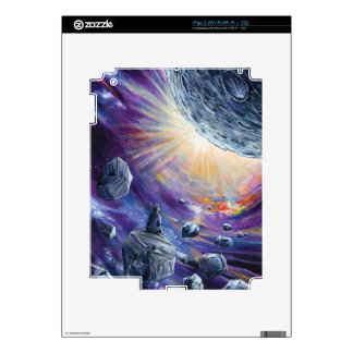 Space iPad 2 Skin
