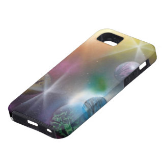 Space iPhone 5 Covers