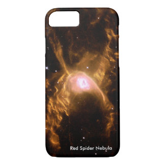 Space is the place:  Red Spider Nebula iPhone 8/7 Case