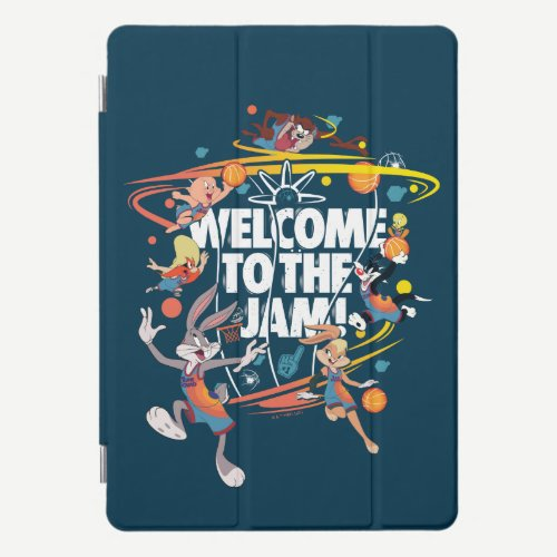 SPACE JAM: A NEW LEGACY™ | Welcome to the Jam iPad Pro Cover