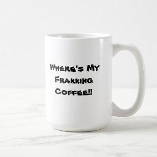 Space Java Coffee Mugs