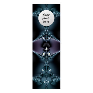 Space Jewelry Mini Business Card