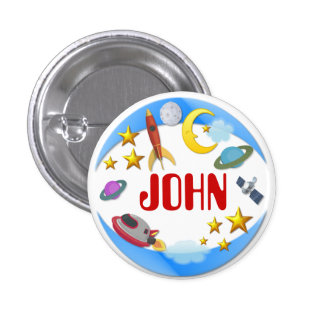 Space Journey ~  Name Button