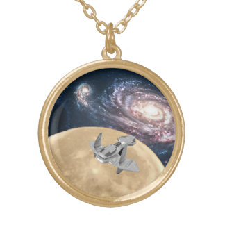 space journey necklace