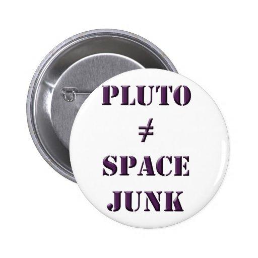 Space Junk 2 Inch Round Button