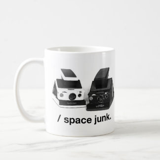 / space junk. mug